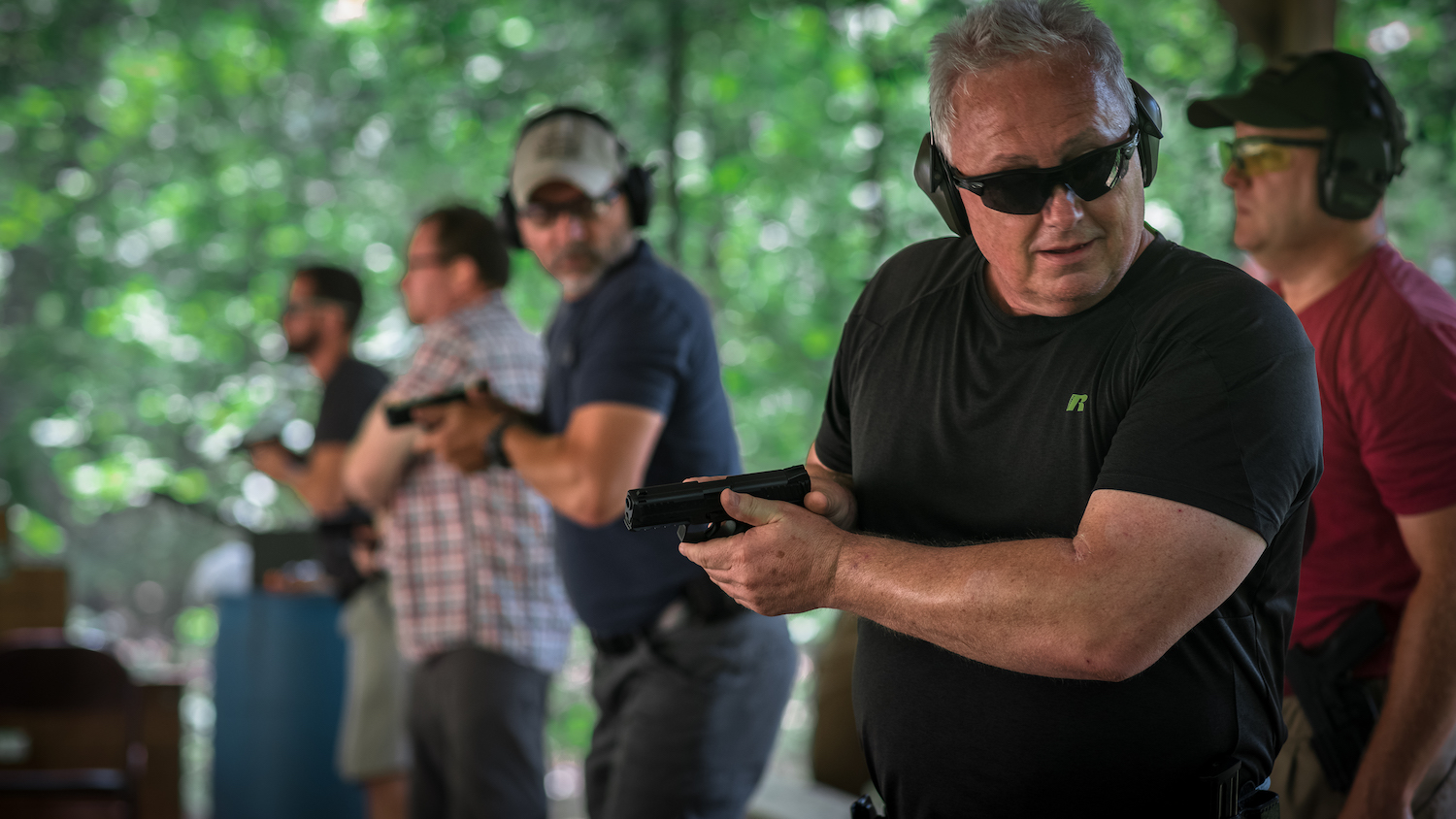 Defensive Shooting Course Options